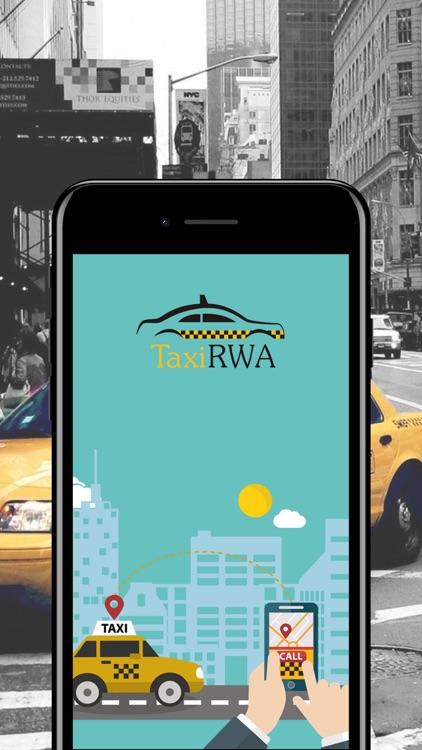 TaxiRWA Driver