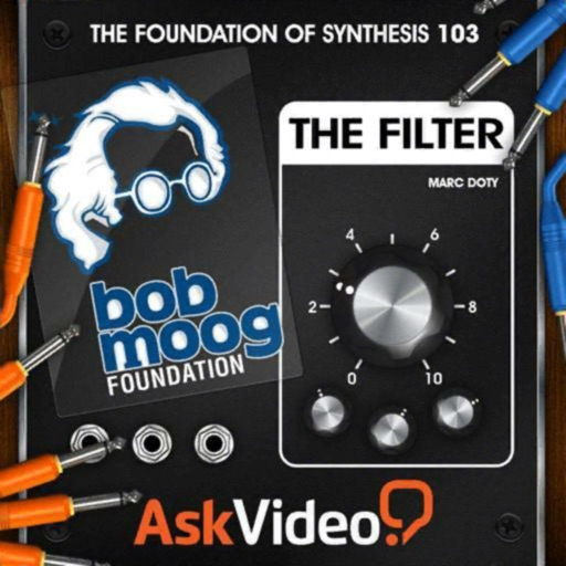 The Filter Course for Synths