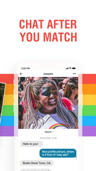 HER:Lesbians LGBTQ Dating App Screenshot