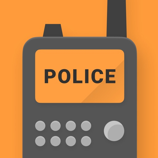 Police Scanner Radio & Fire iOS App