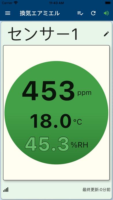 【CO2センサー】換気エアミエルのおすすめ画像3