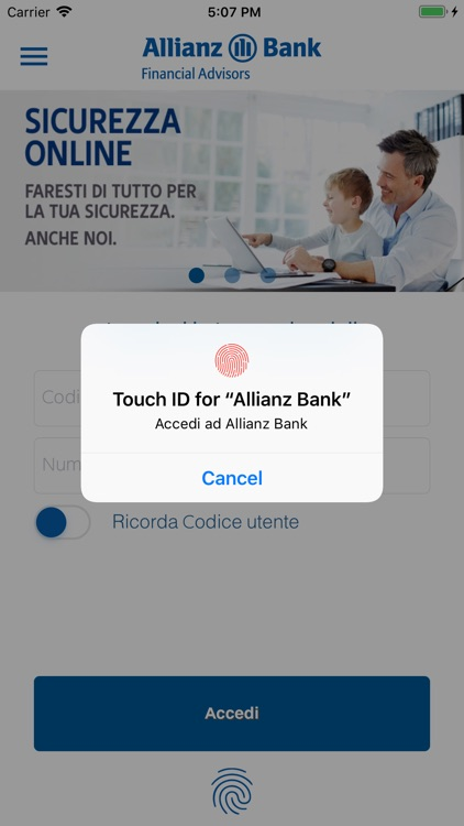 app allianz bank