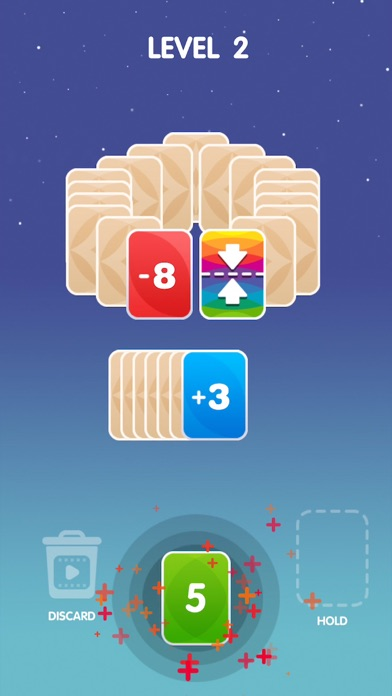 Zero21 Solitaire screenshot 3