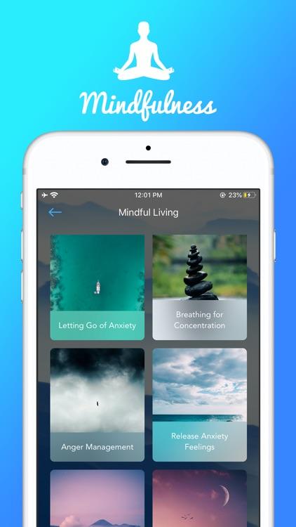 MindU- Meditation & Sleep App screenshot-3