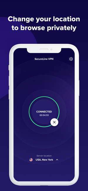 ‎Avast Secureline VPN Proxy Screenshot
