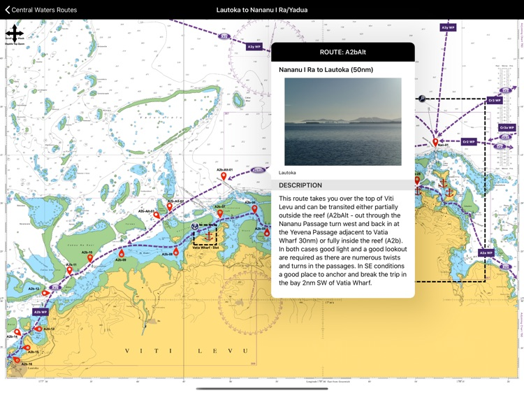 Sail Fiji Cruising Guide screenshot-6