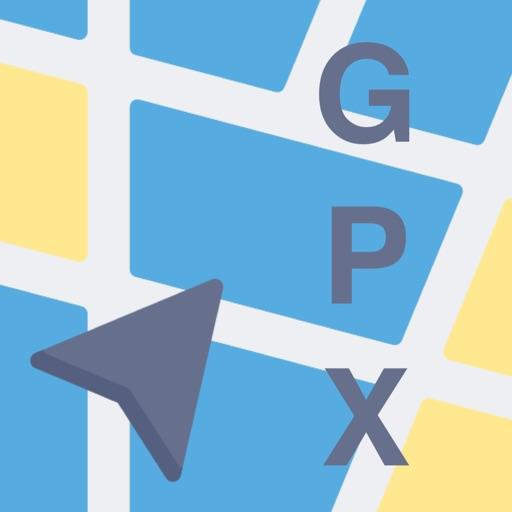 GPX Viewer-Converter on gpsMap