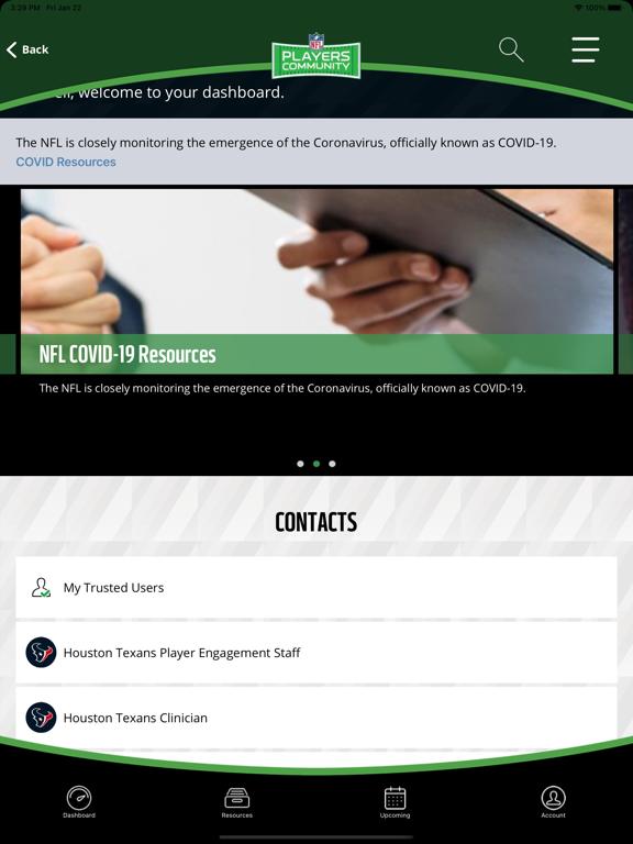 NFL Players Community screenshot 7