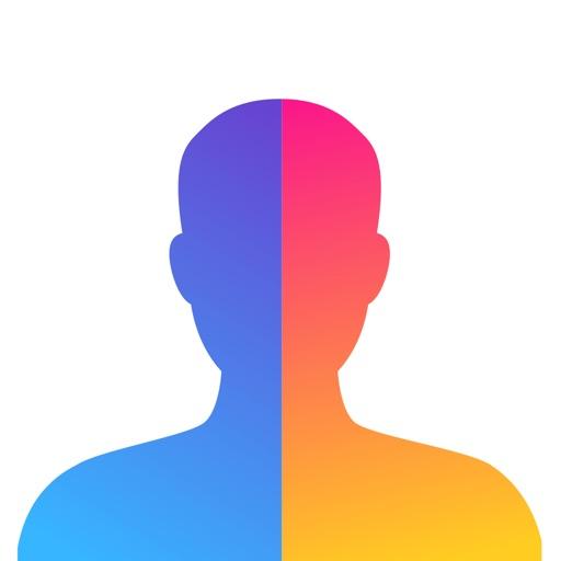 FaceApp - AI Face Editor icon