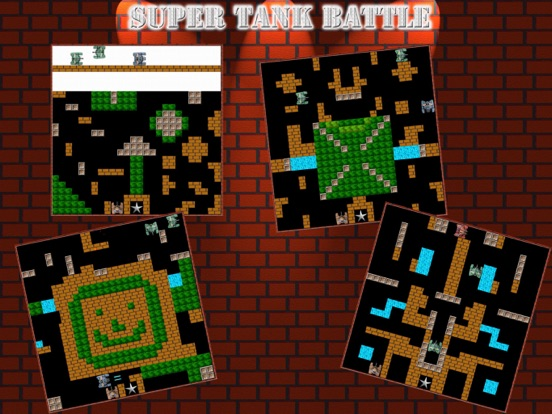 Screenshot #5 pour Super Tank Battle - myPadArmy