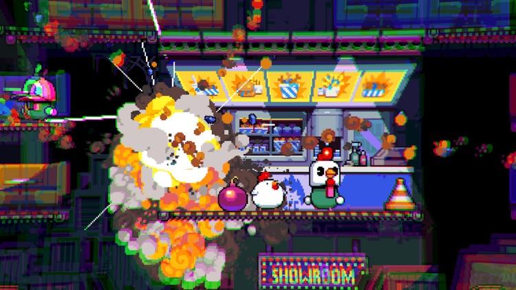Bomb Chicken screenshot-0