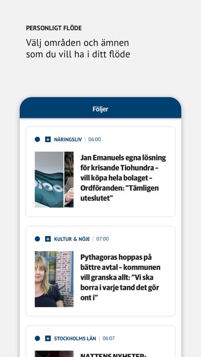 Norrtelje Tidning på PC
