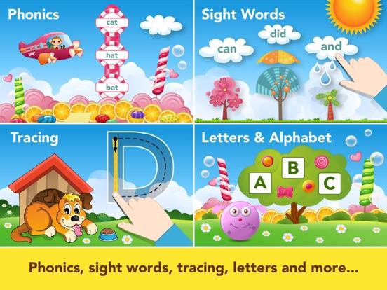 Sight Words & Phonics Readingのおすすめ画像2