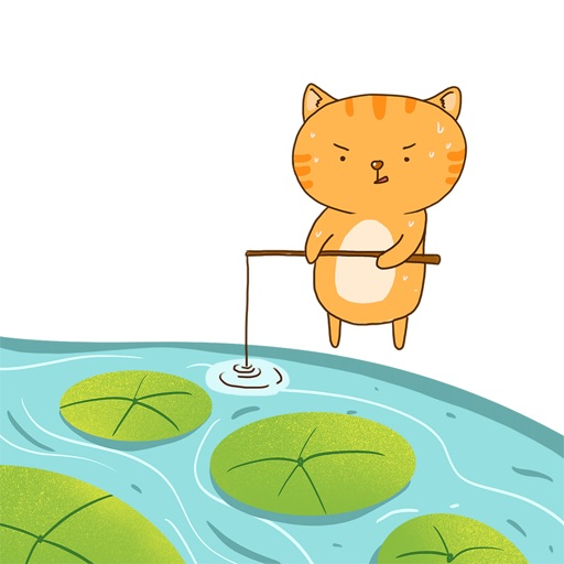 SummerCat-Orange