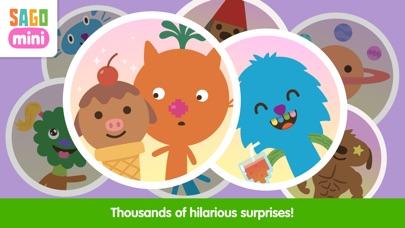 Sago Mini Super Juice screenshot 5