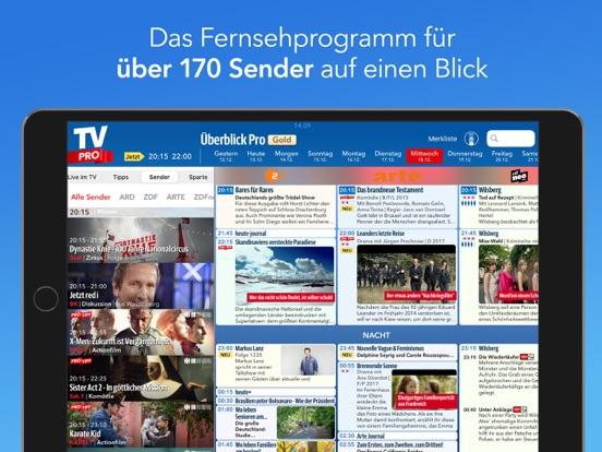 Screenshot #4 pour TV Programm TV Pro