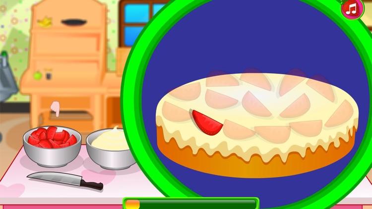 Cooking strawberry short cake screenshot-9