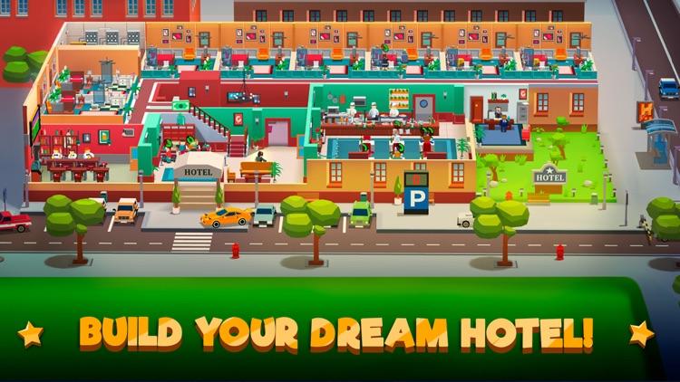 Hotel Empire Tycoon-Idle Game screenshot-3