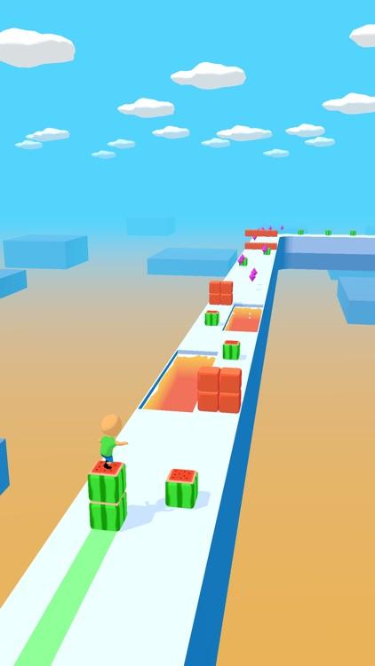 Cube Surfer! screenshot-3