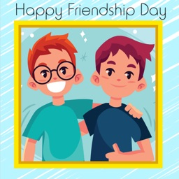 Friendship Day Photo Frame
