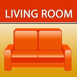 Living rooms. Interiors design