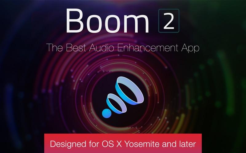 Boom2:Volume Boost & Equalizer