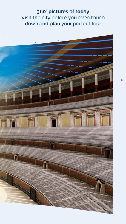 Rome-VR Travel Guide by Mapsoo screenshot-3