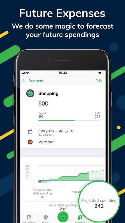 Money Lover +: Expense Tracker screenshot-6
