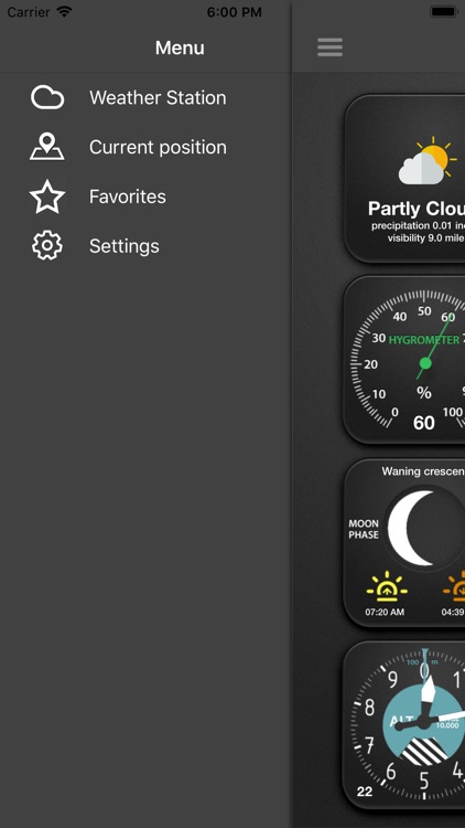 The Weather Station