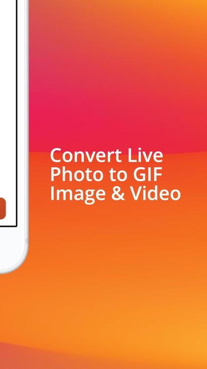 Live Photo Converter . screenshot-3