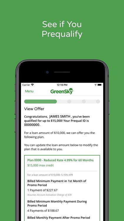 GreenSky Merchant screenshot-4