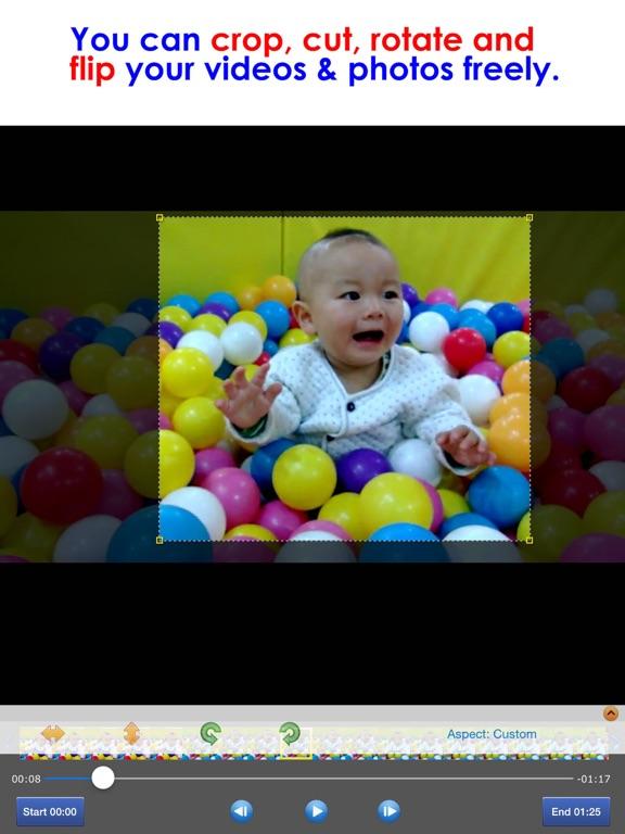 Screenshot #5 pour Videos in Video
