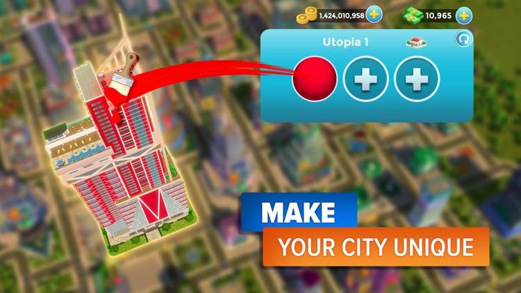 Citytopia® Build Your Own City screenshot-6