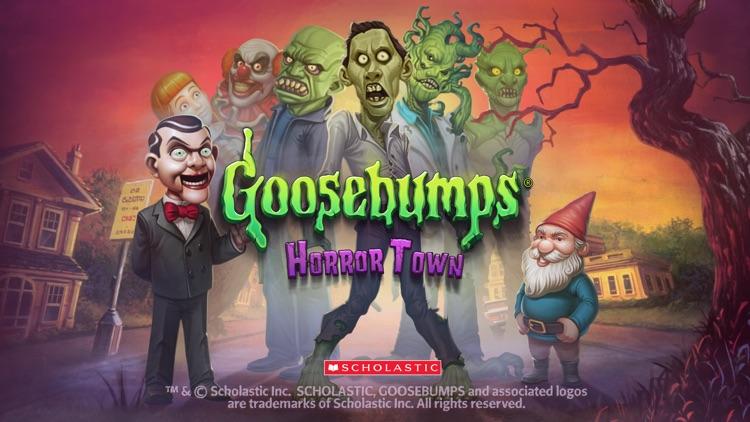 Goosebumps Horror Town screenshot-5