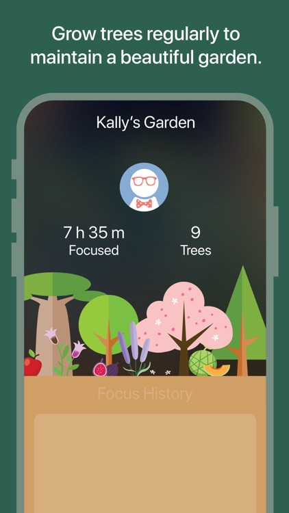 Flora - Focus Habit Tracker screenshot-4