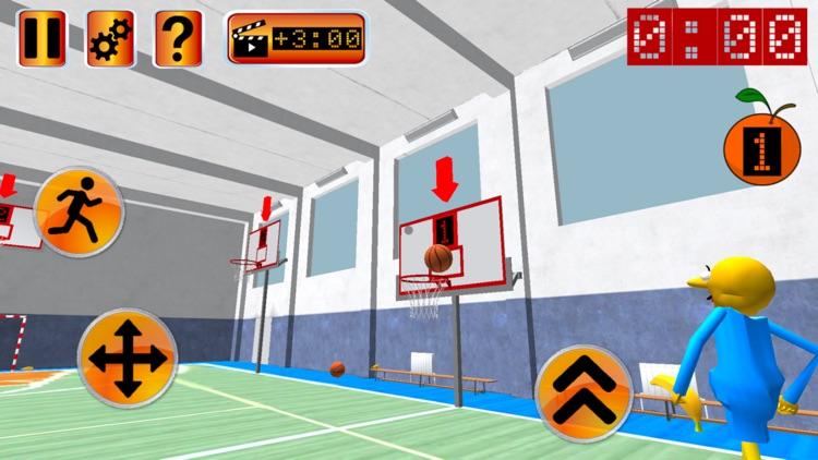 Basketball Basics with Baldy screenshot-3
