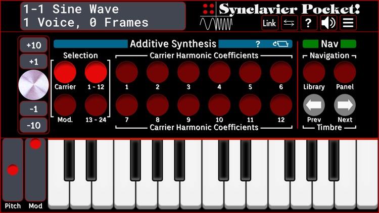 Synclavier Pocket!