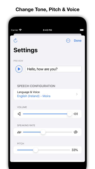 SpeakOver screenshot 4