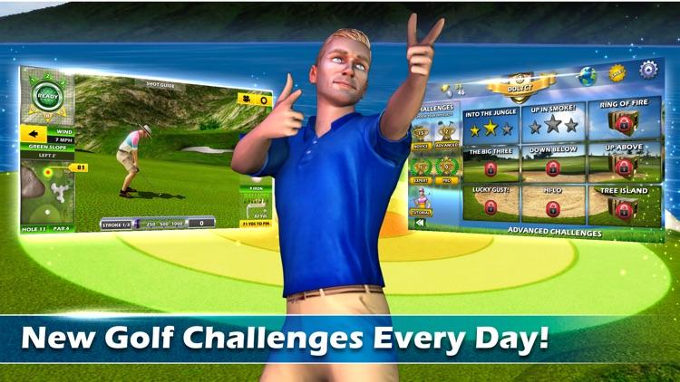 Golden Tee Golf: Online Games screenshot-6