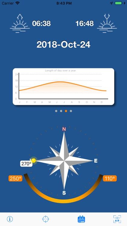 Solar Tracker AR screenshot-3