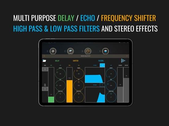 BLEASS delay AUv3 Audio Plugin | discchord
