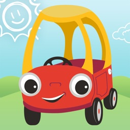Little Tikes Racers, car game
