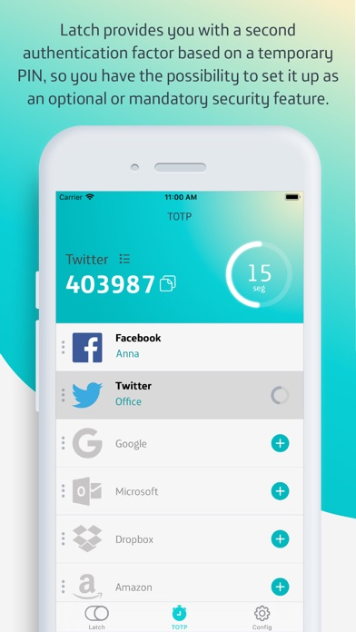 download Latch by ElevenPaths apps 3