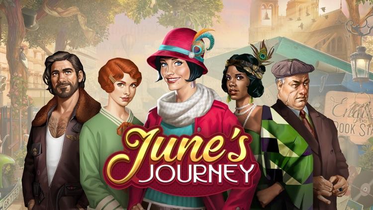 June's Journey: Hidden Objects screenshot-5