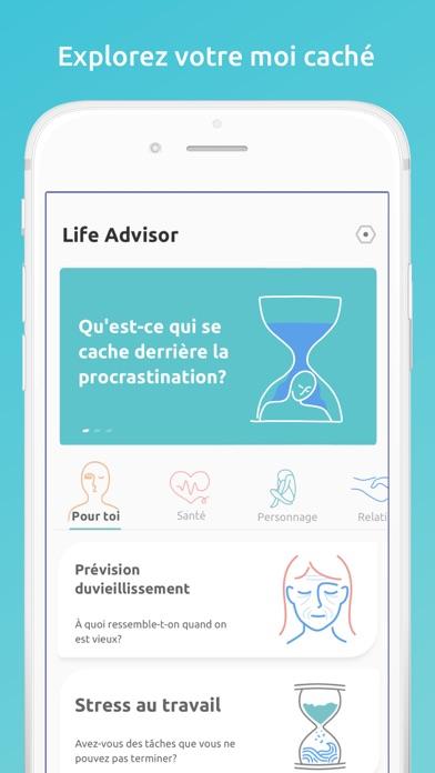 Télécharger Life Advisor: Auto-évaluation pour Pc
