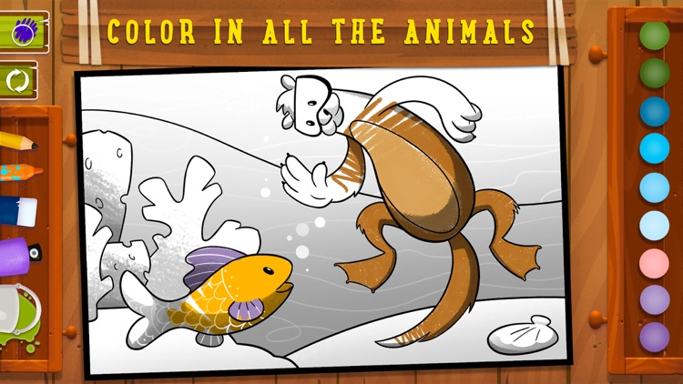 Platypus: Fairy tales for kids
