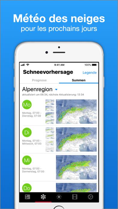 Screenshot #3 pour bergfex/Ski