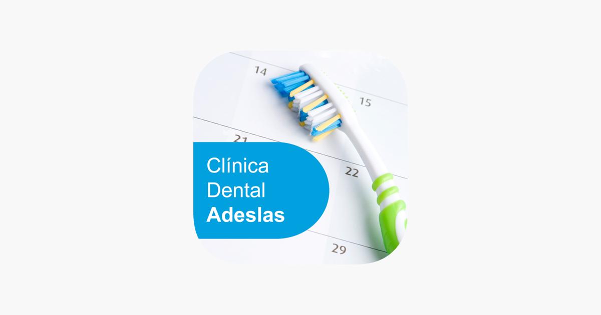 Clinica Dental Adeslas En App Store