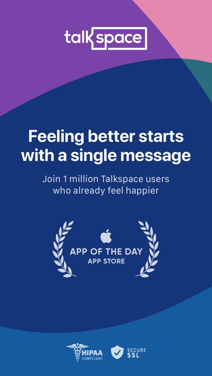 Talkspace Therapy & Counseling