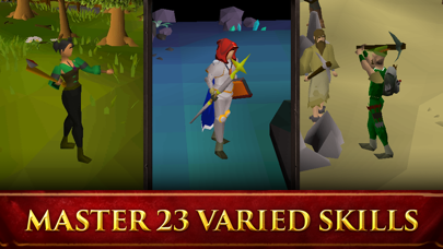 Screenshot from Old School RuneScape